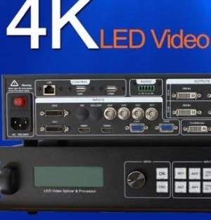Видеоконтроллеры LED