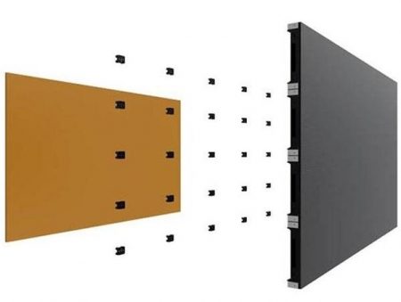 Светодиодный экран высокого разрешения серии VS-VA с шагом пикселя 1.8
